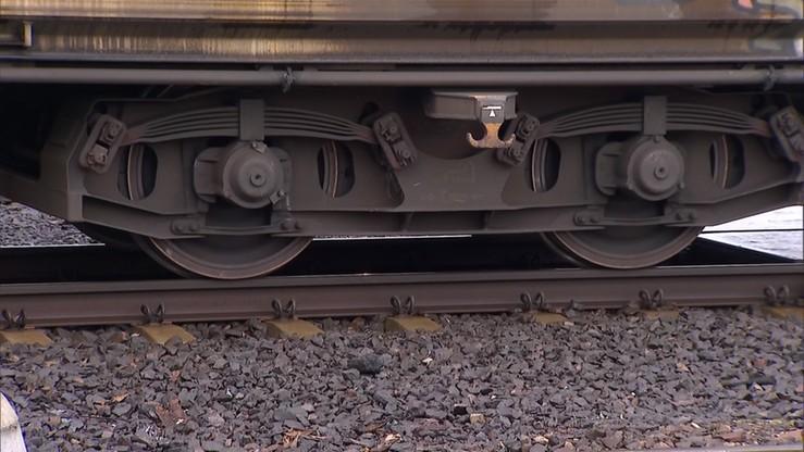 Tragedia w Przemyślu. Młody mężczyzna zginął potrącony przez pociąg