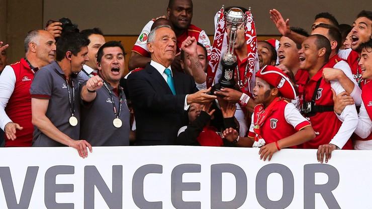 Braga pokonała Porto w rzutach karnych Pucharu Portugalii