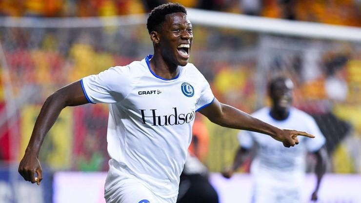 Ligue 1: Klub OSC Lille wydał fortunę na Jonathana Davida