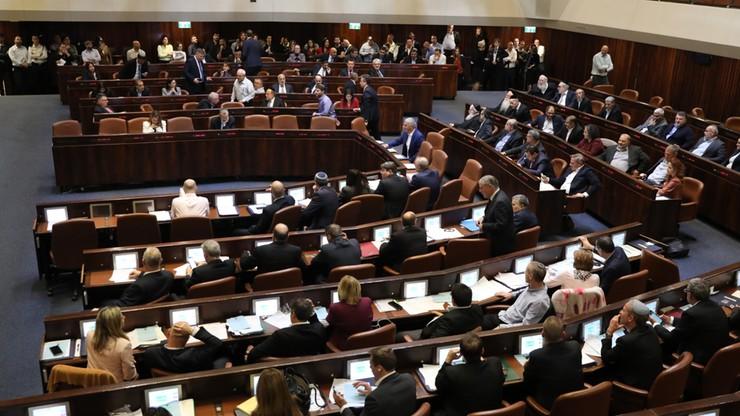 Izrael: parlament rozwiązał się, nowe wybory 2 marca