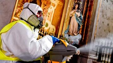 Do 197 wzrosła liczba zmarłych z powodu koronawirusa we Włoszech