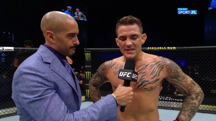 UFC 257. Dustin Poirier: Jest remis. Może czas na trzecią walkę z Conorem?
