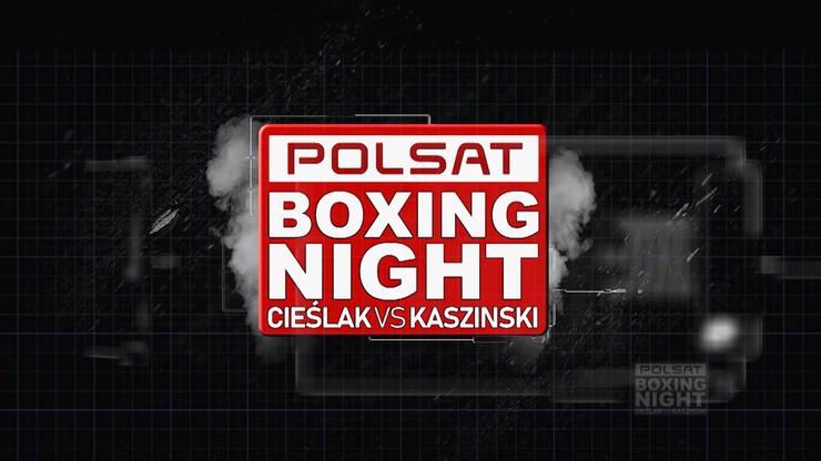 Polsat Boxing Night 10: Cieślak - Kaszinski. Wyniki i skróty walk (WIDEO)