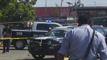 Strzelanina na targowisku w Acapulco. Sześć osób nie żyje