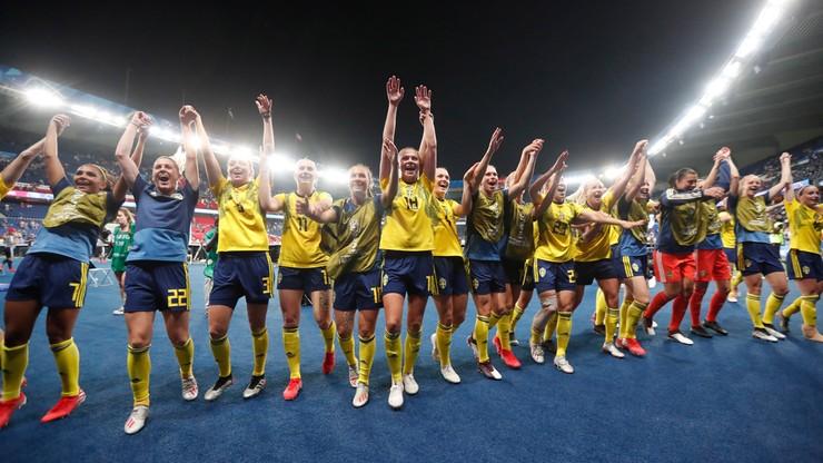 MŚ kobiet: Amerykanki i Szwedki awansowały do ćwierćfinału