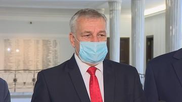 Stan wyjątkowy. Lewica chce zamkniętego posiedzenia Sejmu