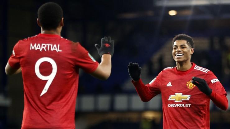 Puchar Ligi Angielskiej: Tottenham i Manchester United w półfinale. Dojdzie do derbów Londynu i Manchesteru - Polsat Sport