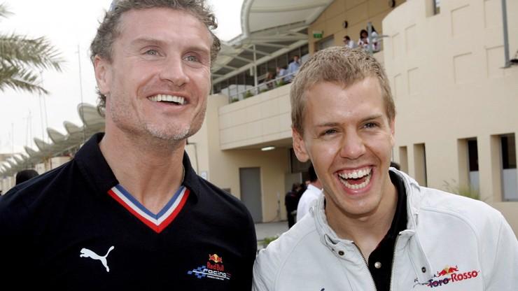 Formuła 1: David Coulthard krytycznie o Sebastianie Vettelu