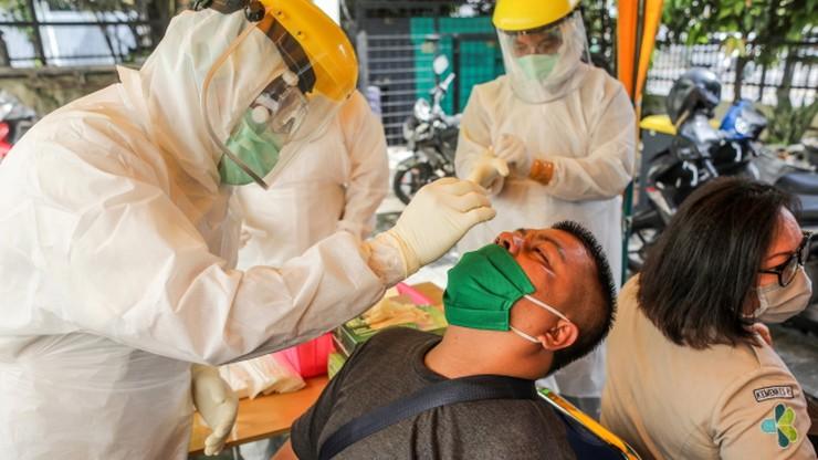 Test na koronawirusa wykrywający zakażenie w zaledwie kilka sekund
