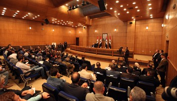 Syryjski rząd: w Genewie nie będzie rozmów o odejściu Asada