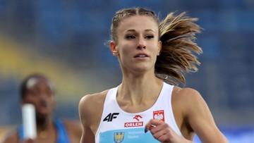 MŚ w sztafetach: Srebro Polek w rywalizacji na 4x400 m