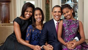 15-letnia córka Obamy poszła do pracy. Jest kelnerką