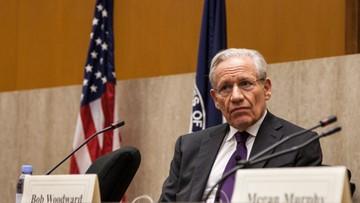 Ujawnił aferę Watergate, teraz napisał książkę o administracji Trumpa