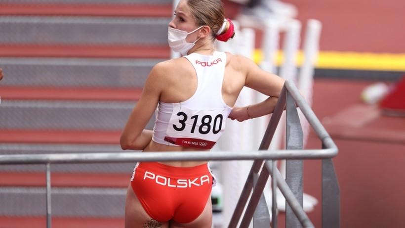 Tokio 2020: Pia Skrzyszowska i Klaudia Siciarz awansowały do półfinału biegu na 100 m