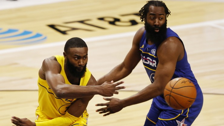 NBA: Drużyna LeBrona Jamesa wygrała Mecz Gwiazd
