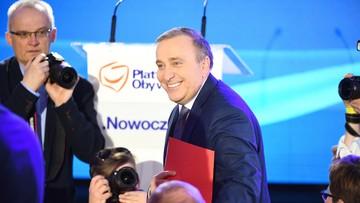 """""""Pogonimy PiS"""". PO i Nowoczesna ogłosiły wspólny start w wyborach samorządowych"""