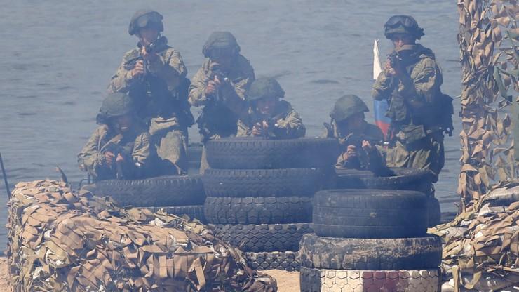 Strona ukraińska: Rosja chce ukryć strzelaninę między własnymi wojskowymi na Krymie