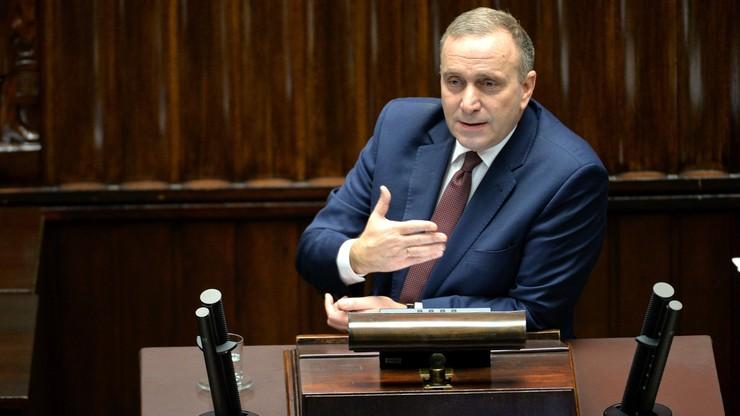 Debata po expose szefa MSZ. Schetyna: Polska niewłaściwie dobiera partnerów w Europie