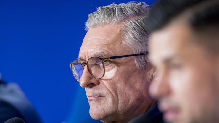 Dziesiąta zmiana trenera w tym sezonie ekstraklasy