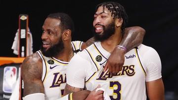 NBA: Kolejna przedsezonowa wygrana LA Lakers