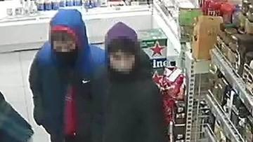 Policja opublikowała zdjęcia z kradzieży. Rodzicie rozpoznali na nich swoje dzieci