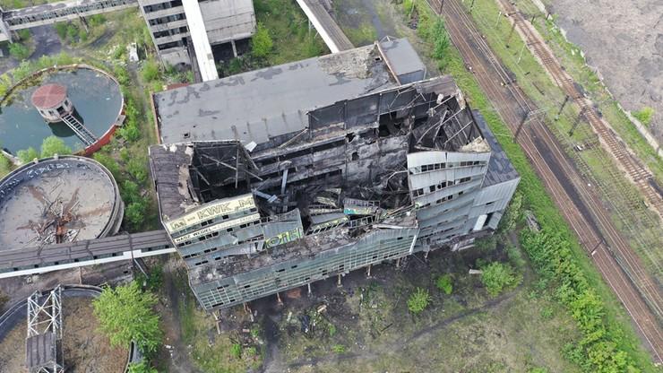 Katastrofa budowlana w Mysłowicach. Ratownicy zakończyli akcję