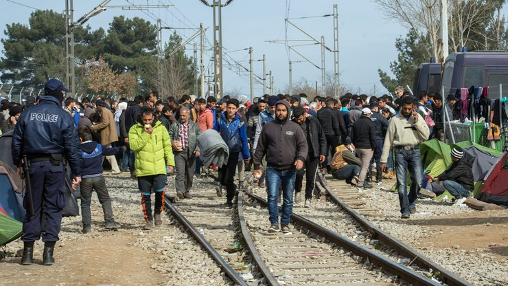 Grecja: do 15 marca wywiążemy się z obietnic ws. miejsc dla uchodźców