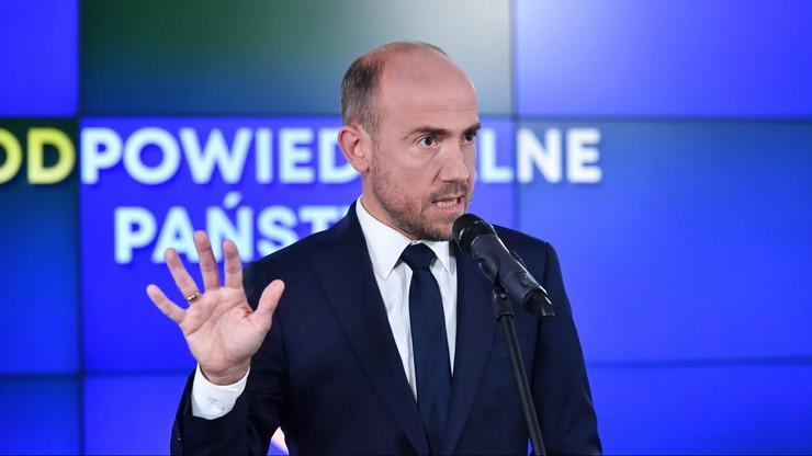 """""""Prawdziwy bohater"""". Borys Budka o Jarosławie Kaczyńskim"""