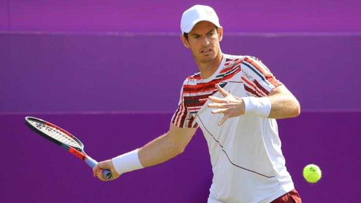 "Wimbledon: Andy Murray i Venus Williams z ""dzikimi kartami"""