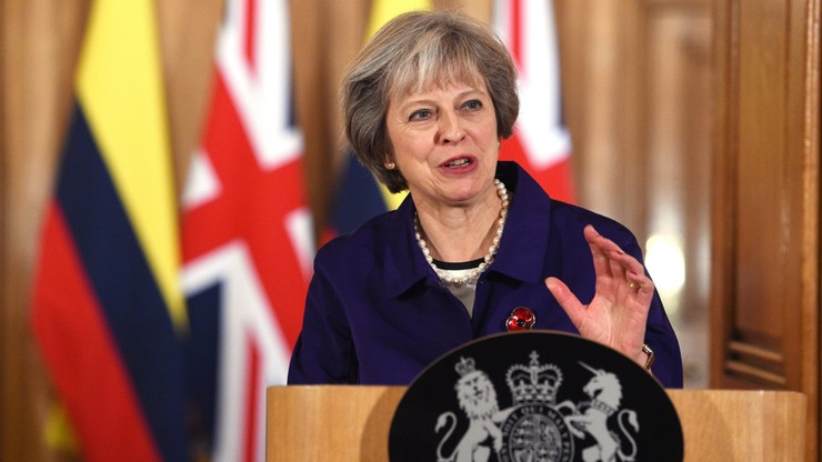 Rzecznik May: harmonogram uruchomienia Brexitu bez zmian