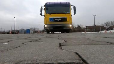 Zawodowi kierowcy z Małopolski z dnia na dzień tracili prawa jazdy