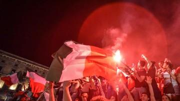 Euro 2020: Tragedia w trakcie mistrzowskiej fety we Włoszech. Kibic nie żyje