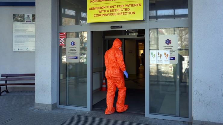 Ponad 2 tys. przypadków koronawirusa w Polsce. Zmarło kolejnych 5 osób