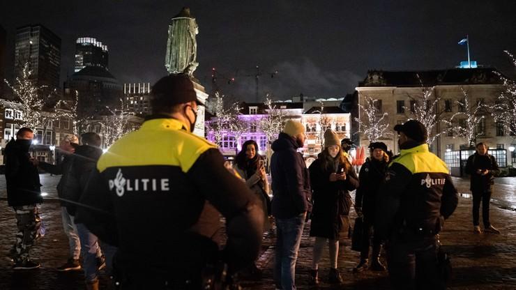 Godzina policyjna w Holandii utrzymana. Tak zdecydował sąd