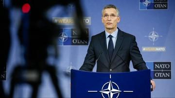 Stoltenberg: UE i NATO uzgodniły, że będą ze sobą ściślej współpracować