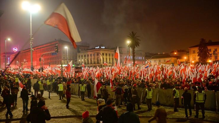 """Chorwacka telewizja przeprosiła za nazwanie marszu 11 listopada """"zgromadzeniem nacjonalistów"""""""