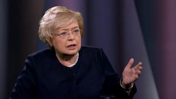 Gersdorf: dla burzycieli państwa prawa nie ma usprawiedliwienia. Tak postępuje okupant