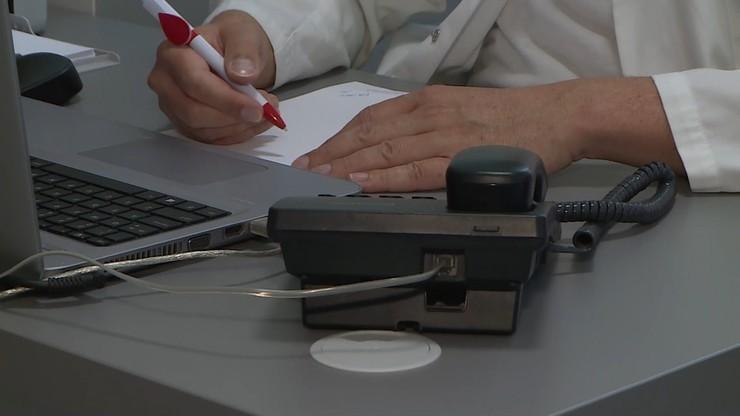 Awaria systemu e-recept i warszawskiego systemu ratownictwa medycznego