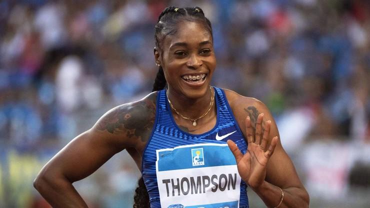 Jamajka z najlepszym wynikiem na świecie w biegu na 200m