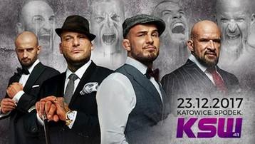 Kto pojawi się na gali KSW 41 w Katowicach?