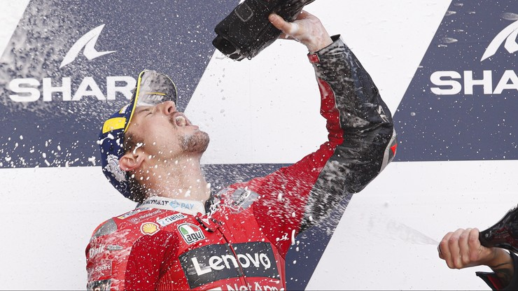 MotoGP: Jack Miller najszybszy na torze w Le Mans
