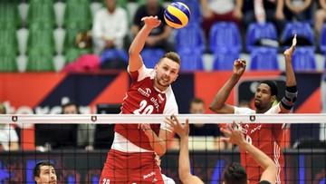 Polscy siatkarze wygrali z Ukrainą i poznali rywala w 1/8 finału