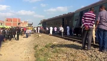 Zderzenie pociągów w Egipcie są zabici i ranni. Na miejscu trwa akcja ratunkowa