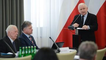 Kaczyński: obowiązującą konstytucję można nazwać poskomunistyczną