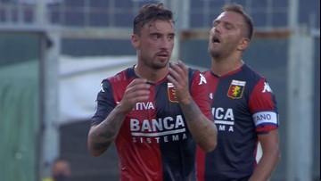 Serie A: Jagiełło był o włos od strzelenia gola Interowi. Handanović nawet się nie ruszył (WIDEO)