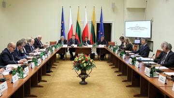 Wicemarszałek Sejmu: liczymy, że Litwa wypracuje rozwiązania dot. polskiej oświaty oraz języka