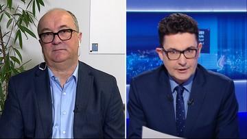 Czarzasty: PiS jest zdumiewająco bezradne w sprawie Smoleńska