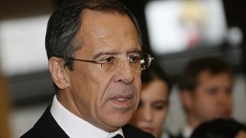 """Ławrow o """"rutynowej podróży"""" do Holandii Rosjan oskarżonych o szpiegostwo"""