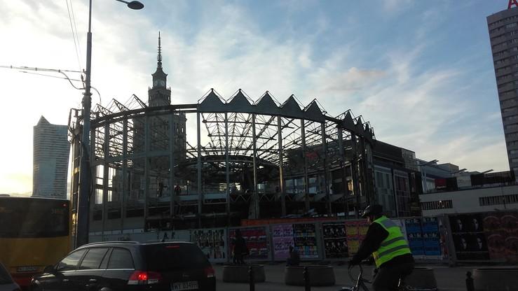 Rozbiórka Rotundy, symbolu Warszawy. Bank PKO BP chce jej gruntownej przebudowy