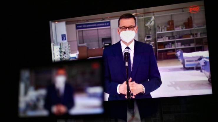 Premier: EMA wydała jednoznaczną opinię - szczepionka firmy AstraZeneca jest bezpieczna